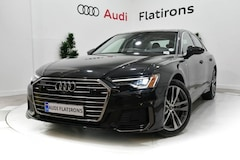 2019 Audi A6 Premium Plus Sedan