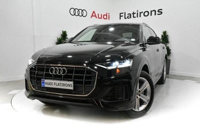 New 2019 Audi Q8 For Sale Near Denver At Audi Flatirons