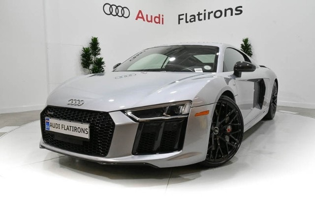 New 2018 Audi R8 Coupe Plus For Sale Near Denver At Audi Flatirons
