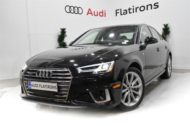2019 Audi A4 Premium Plus Sedan