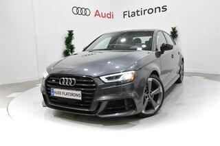 2019 Audi S3 Premium Plus Sedan