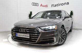 2019 Audi A8 L 3.0T Sedan