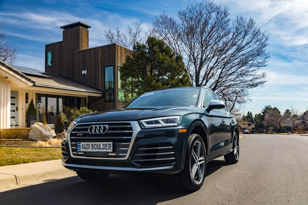 Audi Boulder Service PreOwned Used Audi Dealer Service Center - Audi boulder