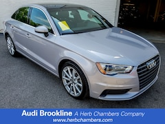 Certified Inventory 2015 Audi A3 1.8T Premium Sedan Brookline MA