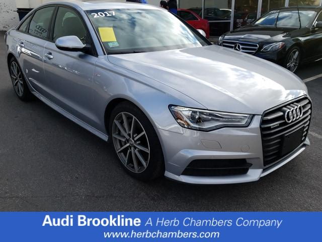 2017 Audi A6 Premium Plus Sedan