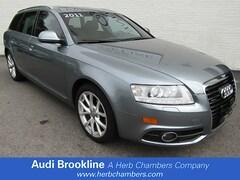 Used 2011 Audi A6 3.0T Prem Plus *Ltd Avail* Wagon Brookline