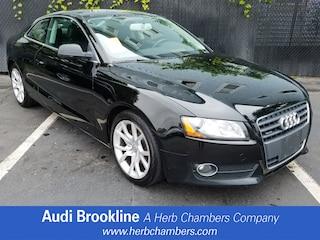 Pre-Owned 2010 Audi A5 2.0L Premium Coupe AB2364 near Boston