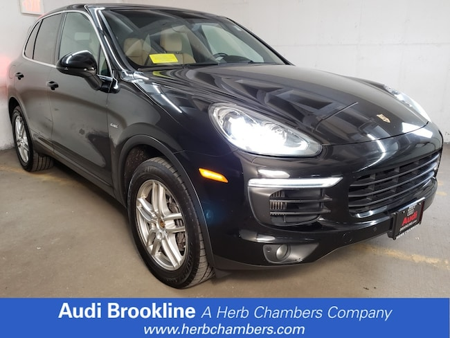 Used 2015 Porsche Cayenne Diesel SUV for sale in Boston, MA