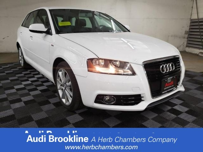Used 2012 Audi A3 For Sale | Natick MA | Stock #: 901977C