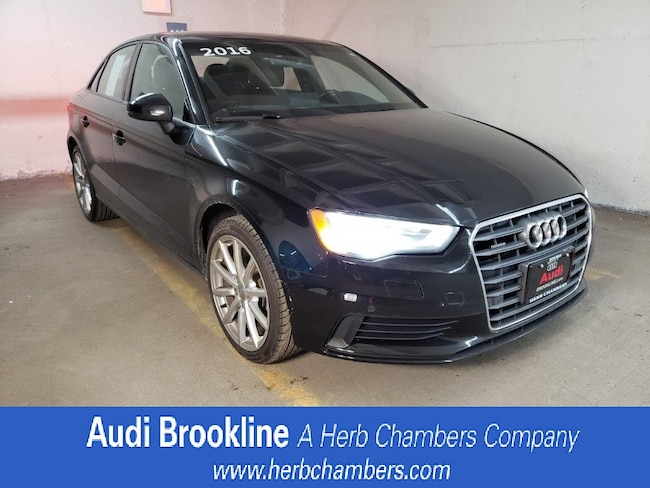 Used 2016 Audi A3 2.0T Premium Sedan for sale in Somerville near Boston MA