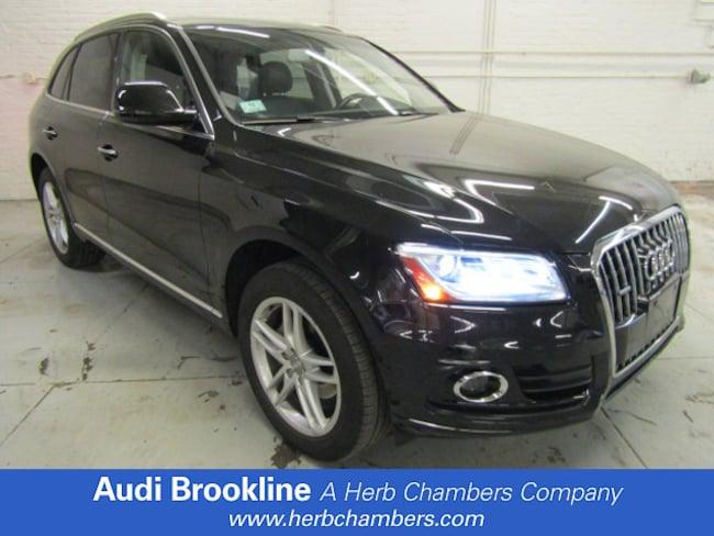 Certified Used Audi Q For Sale In Burlington MA VIN - Audi brookline