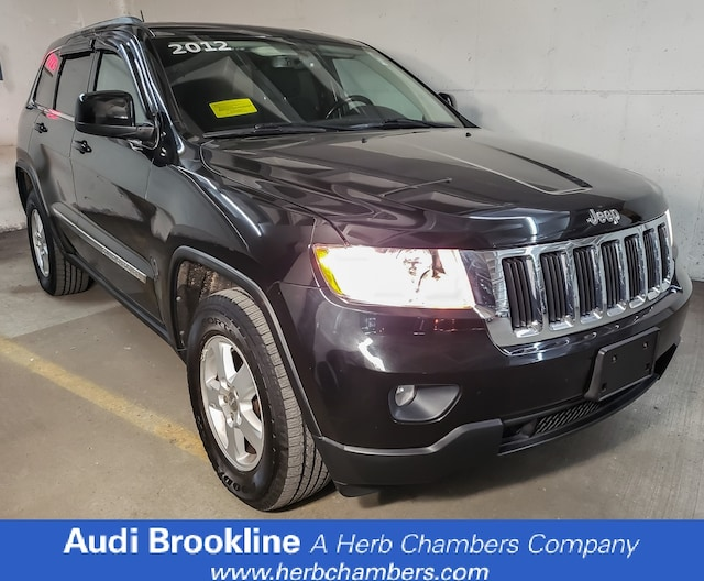 Used 2012 Jeep Grand Cherokee Laredo SUV Brookline