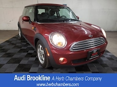 Pre-Owned 2009 MINI Cooper Hardtop Hatchback 938974A for sale near Boston, MA