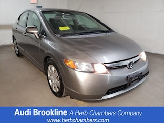 Pre-Owned 2008 Honda Civic LX Sedan AB2488A near Boston