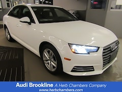 Used 2017 Audi A4 Premium Sedan Brookline