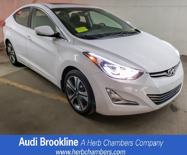 Used 2016 Hyundai Elantra Sport Sedan Brookline