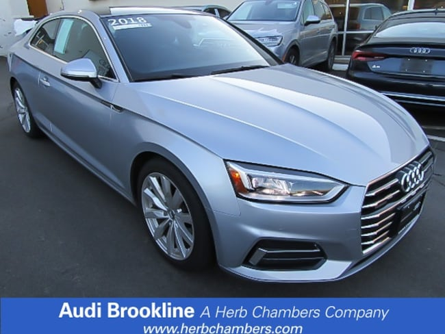 Certified PreOwned Audi A For Sale In Westborough MA Near - Audi a5 certified pre owned
