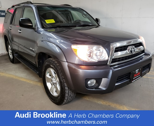 Used 2007 Toyota 4Runner SR5 SUV Brookline