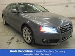 Used 2012 Audi A5 2.0T Premium Plus Coupe Brookline