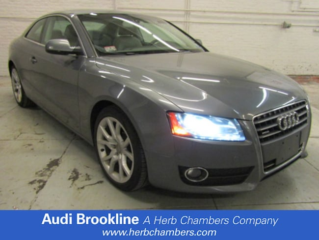 Used 2012 Audi A5 For Sale In Brookline Ma Vin Waurfafr6ca000579