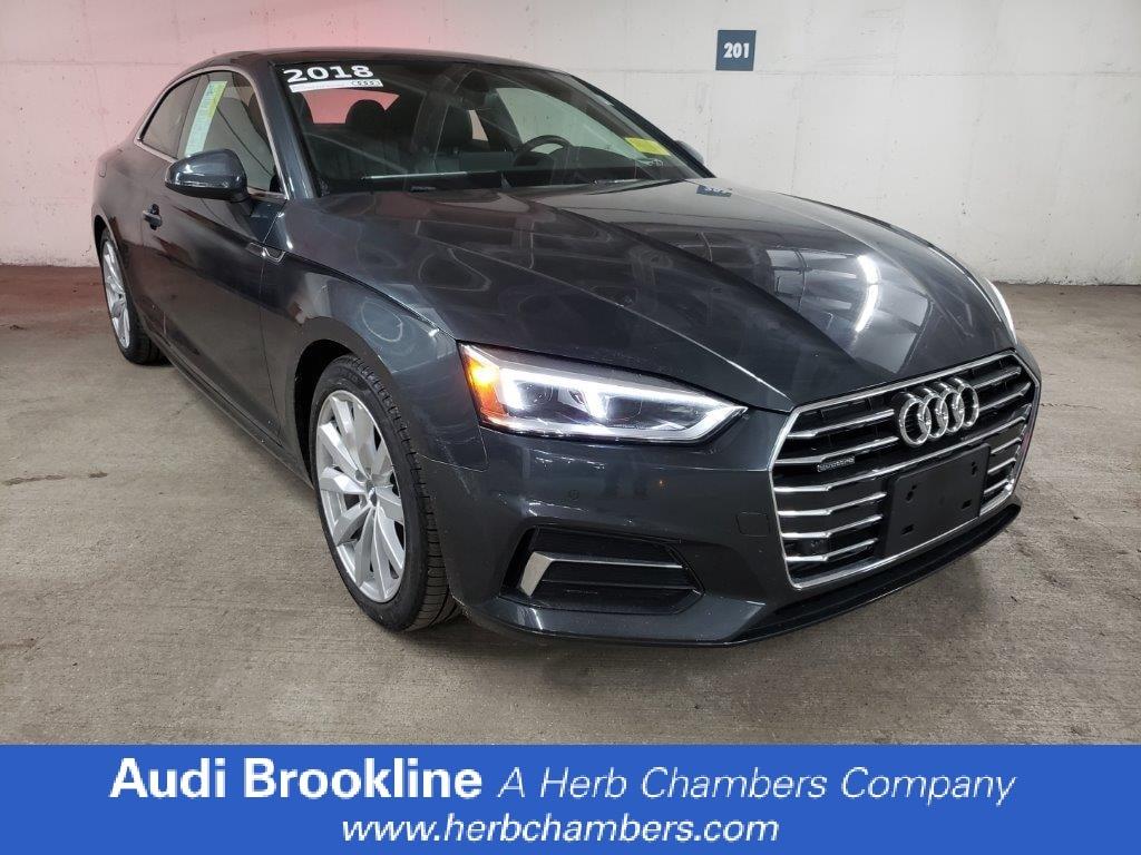 2018 Audi A5 Coupe Premium Plus Coupe