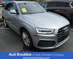 Certified Inventory 2018 Audi Q3 Premium Plus SUV Brookline MA