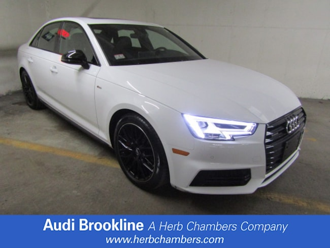 Certified PreOwned Used Audi A For Sale Brookline MA VIN - Audi ma
