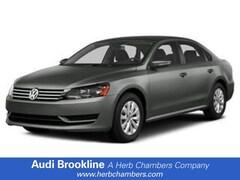 Used 2015 Volkswagen Passat 1.8T Limited Edition Sedan Brookline