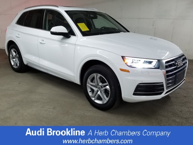 Certified PreOwned Used Audi Q For Sale Brookline MA VIN - Audi brookline