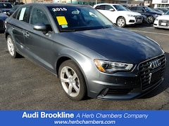Certified Inventory 2015 Audi A3 2.0T Premium Sedan Brookline MA