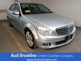 Used 2008 Mercedes-Benz C-Class 3.0L Luxury Sedan AB2462A near Boston, MA