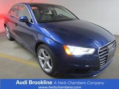 Used 2015 Audi A3 2.0T Premium Sedan Brookline