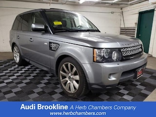 Pre-Owned 2013 Land Rover Range Rover Sport HSE LUX SUV near Boston