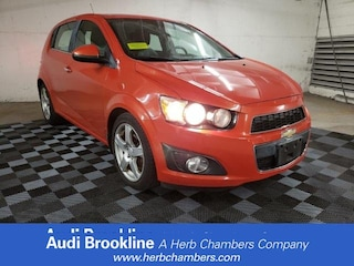Bargain 2013 Chevrolet Sonic LTZ Hatchback AB2584A in greater Boston