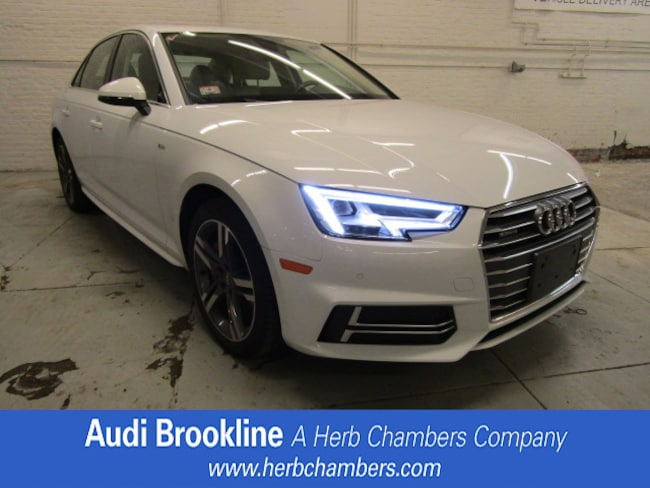 Certified PreOwned Used Audi A For Sale Brookline MA VIN - Audi brookline