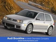 Used 2004 Volkswagen R32 Hatchback Brookline