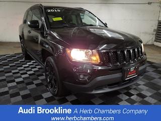 2015 Jeep Compass Altitude Edition SUV