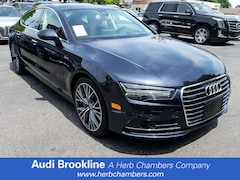 Certified Inventory 2017 Audi A7 Prestige Sedan Brookline MA