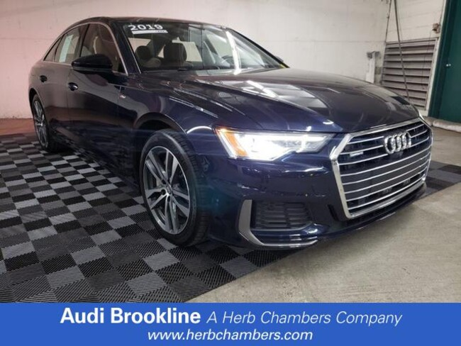 Herb Chambers Audi >> Pre Owned 2019 Audi A6 Premium Plus At Herb Chambers Bmw Of Boston