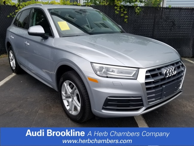 Certified PreOwned Audi Q For Sale In Brookline MA Near - Audi danvers