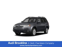 Used 2012 Subaru Forester 2.5X Premium SUV Brookline