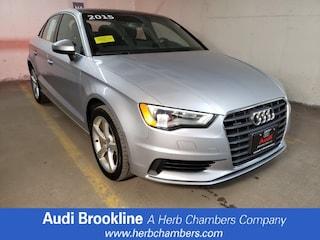 Used 2015 Audi A3 2.0T Premium Sedan for sale near you in Massachusetts