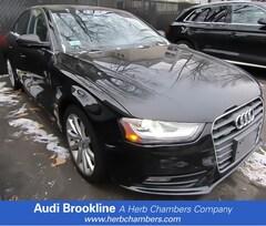 2013 Audi A4 Premium Plus Sedan