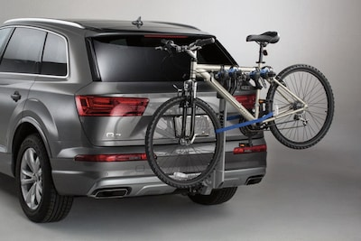 Spring Special! Save $80 on A Thule Apex Mount Bike Carrier