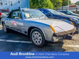 1973 Porsche 914 Coupe