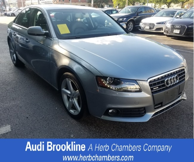 Used 2011 Audi A4 2.0T Premium  Plus Sedan for sale in Boston, MA
