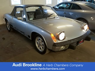 Used 1973 Porsche 914 Coupe AB2097 for sale in Boston, MA