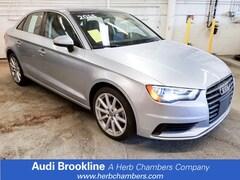 Used 2015 Audi A3 2.0 TDI Premium Sedan Brookline
