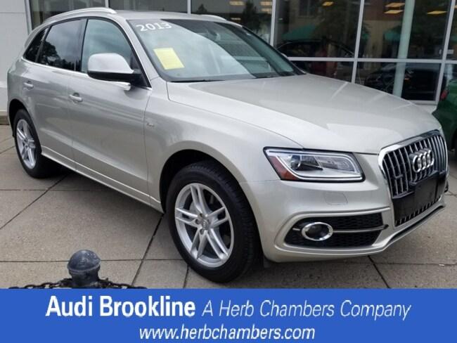 Used Audi Q For Sale In Seekonk MA Near Providence RI - Herb chambers audi