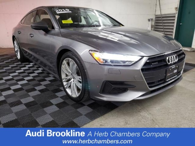 Herb Chambers Audi >> Pre Owned 2019 Audi A7 Premium Plus At Herb Chambers Bmw Of Boston